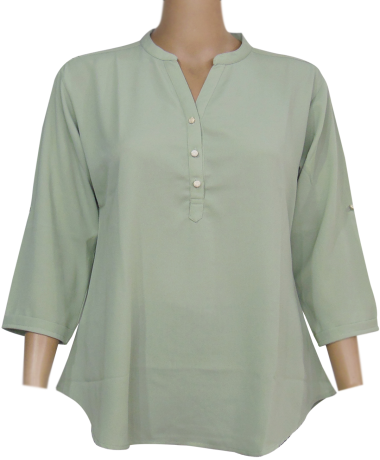 Light Green Color Top